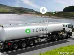 Етанол як складник бензину.