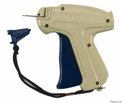Этикет пистолет