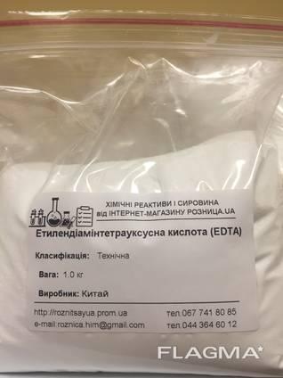 Етилендиаминтетрауксусная кислота, ЭДТА