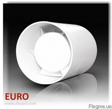 EURO 1,2,3 Bентилятор осьовий