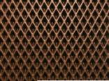 Эва EVA в листах для автоковриков, коричневая - фото 1