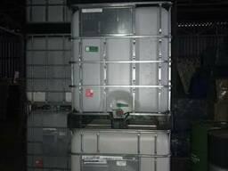 Еврокуб 1000л харчовий, Єврокуб, IBC контейнер 1000л б/у