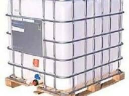 Еврокуб. Емкости кубические 1000л. в металлической обрешетке