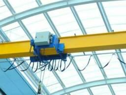 Европейский Кран мостовой - г/п 5т, электрический. ..