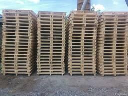 Поддоны деревяные, палеты 1200х800, 1200х1000, 3050х2050