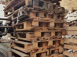 Европоддоны деревянные 20-30 шт.