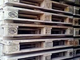 Европоддоны оригинальные (EUR-EPAL)