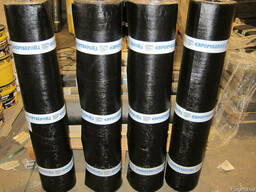 Еврорубероид ХКП гранулят серый; 3,5; стеклохолст