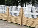 Еврозабор ( забор бетонный) в Чернигове и области