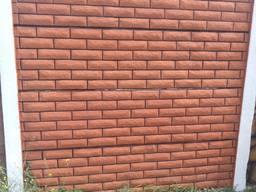 Еврозаборы и много других бетонных изделий