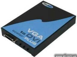Ext-dvi-2-dvIsp Преобразователь аналоговых сигналов VGA/RGB