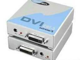 EXT-DVI-CAT5X Удлинитель линий DVI по витой паре 60м.