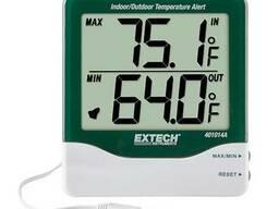 ТермометрExtech 401014A Великий цифровий зовнішній/внутрішн
