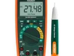 Extech MN62-K True RMS мультиметр с набором для обнаружения