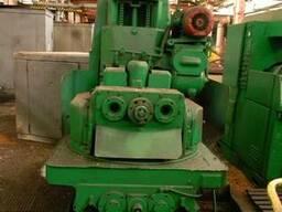 ЕЗ-40 - Полуавтомат зуборезный
