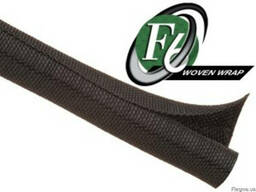 F6W Woven Wrap — самонаварачивающяяся кабельная оплетка