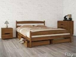 Фабричные кровати из бука по оптовой цене!