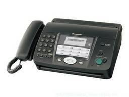 "Факс Panasonic ""KX-FT902"" A4, термобумага"