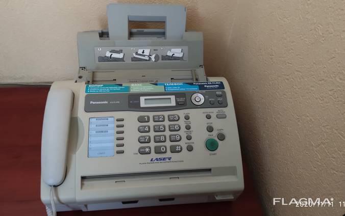 Факс Принтер Копир лазерный PANASONIC KX-FL403UA