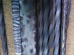 Фактурный, вальцованный прокат(труба, полоса, квадрат)дешево