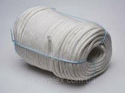 Фал капроновый плетеный 10 мм