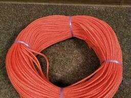 Фал лесочный плетеный 5 мм