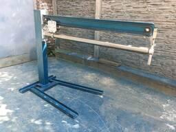 Фальцеосадочный станок ручной 1300мм х 1. 2мм