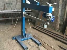 Фальцеосадочный станок с электроприводом 1. 3 x1. 2мм