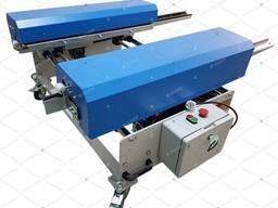 Фальцепрокатний станок для виготовлення вентиляції в навност