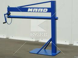 Фальцезакаточный механизм (станок) Maad ZGT 1250