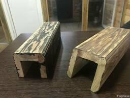 Фальш балка, декоративная деревянная балка