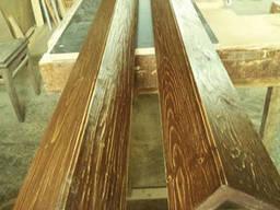 Фальш балка деревянная из Лиственницы декоративная. ..