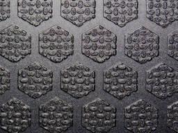 Фанера 12х1250х2500 F/W Heksa black (плёнка - 240 г/м2) Рига