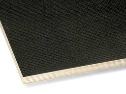 Фанера 27х1500х2500 F/W black (плёнка - 240 г/м2) Рига A/S