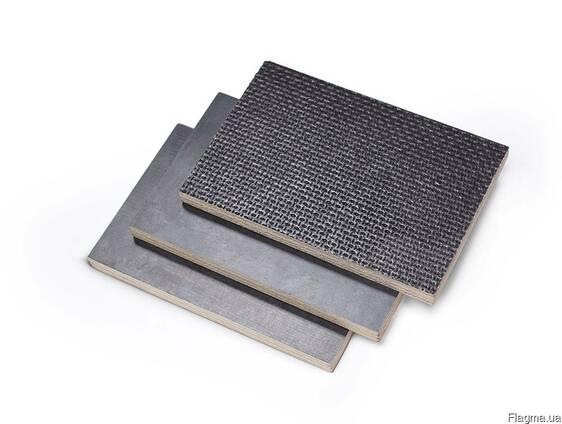 Фанера ламінована ФСФ з антиковзаючим покриттям.