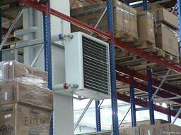 Тепловентиляторы в Одессе - водяные - электрические
