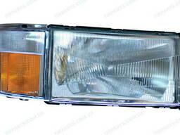 Фара головного света правая (R)(комплектная) Scania P, G. ..