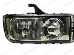 Фара головного света RH Mercedes Axdr e-mark (9408200261. ..