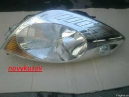 Фара,капот,бампер,крыло,радиа,стекло Nissan Note/Ниссан Ноут