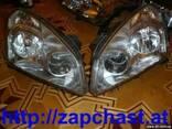 Фара передняя б/у Nissan Micra, Note, Qashqai, Tiida, X-Trai - фото 1
