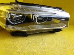 Фара правая комплектная BMW X5 F15, X6 F16 LIFT