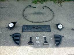 Фара противотуманная Honda CR-V 2008 год авторазборка 067320