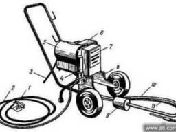 Фарбувальні агрегати високого тиску
