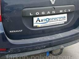 Фаркоп Dacia Logan MCV с 2013 г.