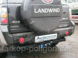 Фаркоп GMC Landwind X 6 с 2005 г. (торцевой)