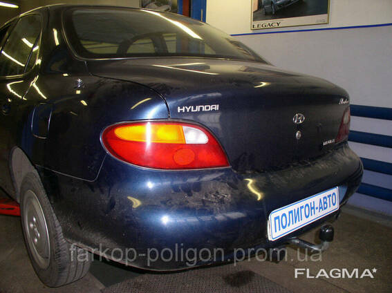 Фаркоп Hyundai Elantra II седан с 1995-2000 г.