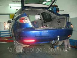 Фаркоп Mazda 6 седан, лифтбэк с 2002-2007 г.