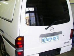 Фаркоп Mazda E2200 с 2007 г.