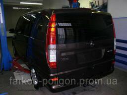 Фаркоп Mercedes-BENZ Vito с 2010 г.