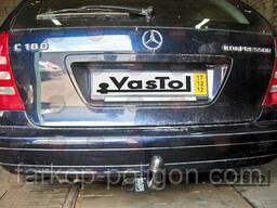 Фаркоп Mercedes C-klass кузов 203 (sedan, universal) c. ..